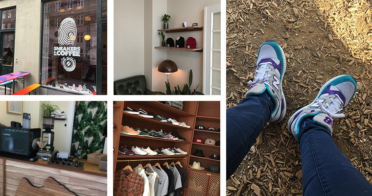 sneakers & coffee